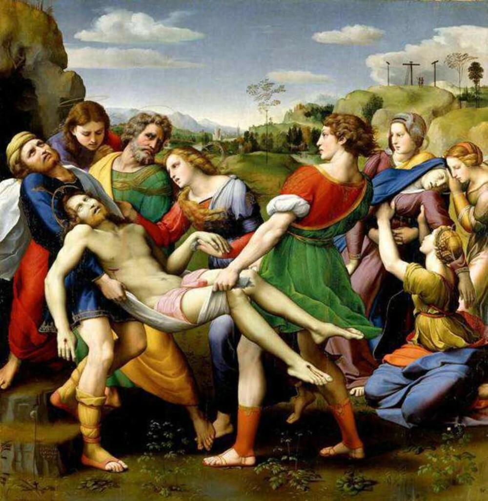 Gesù mori come Meleagro