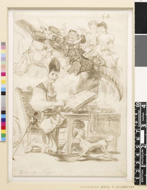 I Donchisciotte Del Tavolino.Il Segreto Di Goya Doppiozero