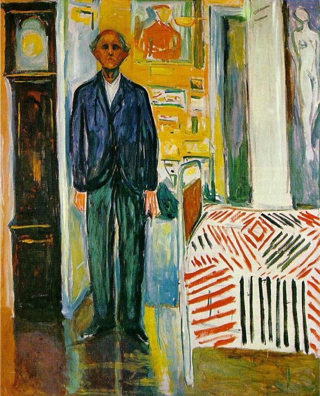 Munch e van gogh vicini lontani doppiozero - La camera da letto van gogh ...