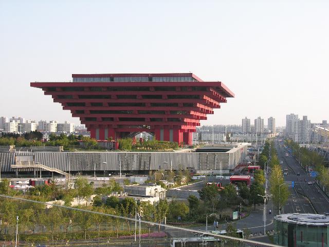 China Art Palace Shanghai Doppiozero