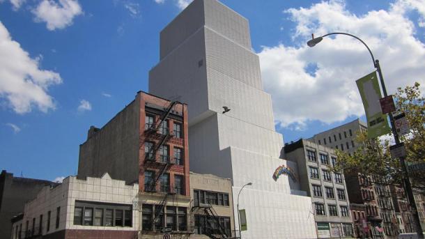 New Museum, New York.