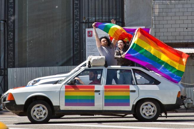 Gay velocità dating Mosca
