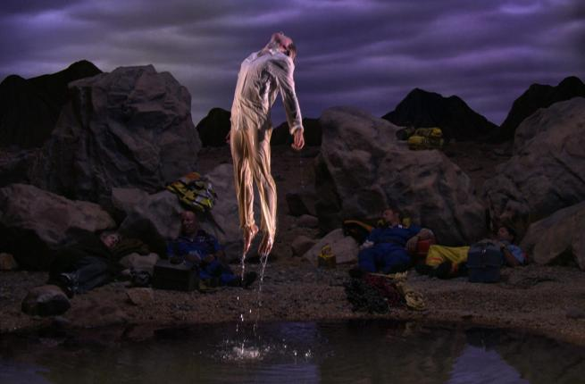 Bill Viola, Going Forth By Day, 2002