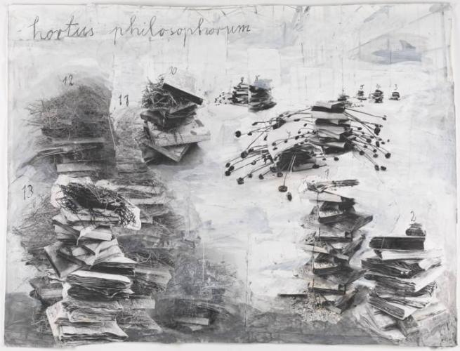 Anselm Kiefer, Hortus Philosophorum