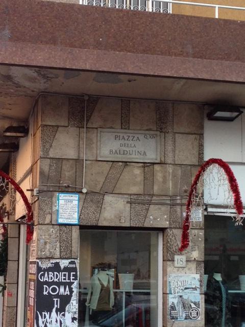 Balduina roma che cosa sono venuto a cercare doppiozero for Piazza balduina