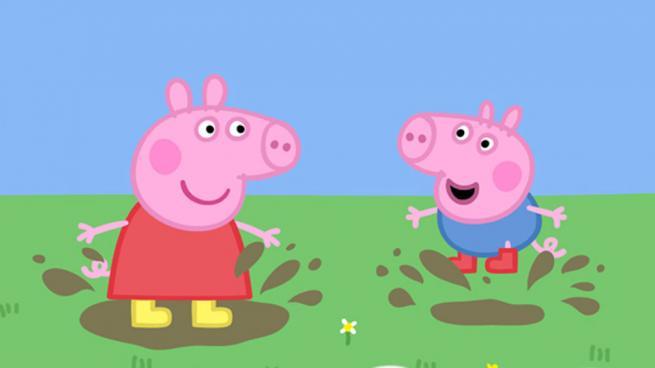 Lenzuola Di Peppa Pig.Fenomenologia Di Peppa Pig Doppiozero