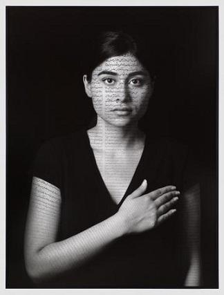 Shirin Neshat. Nida (Patriots), from The Book of Kings series, 2012