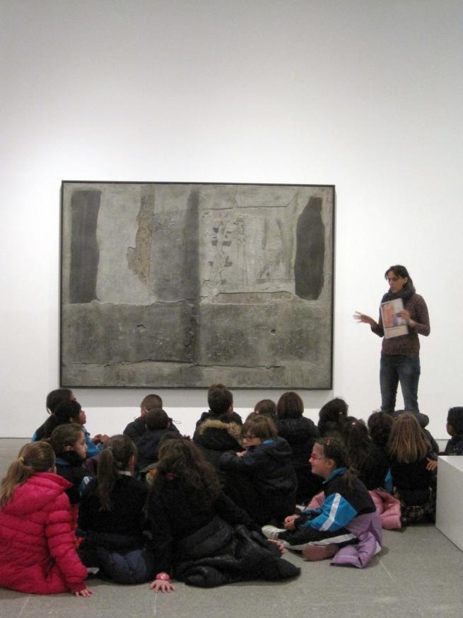 Picasso e i bambini via pistoletto doppiozero - Michelangelo pistoletto specchi ...