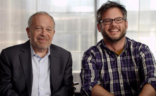 L'economista Robert Reich e il regista Robert Kornbluth