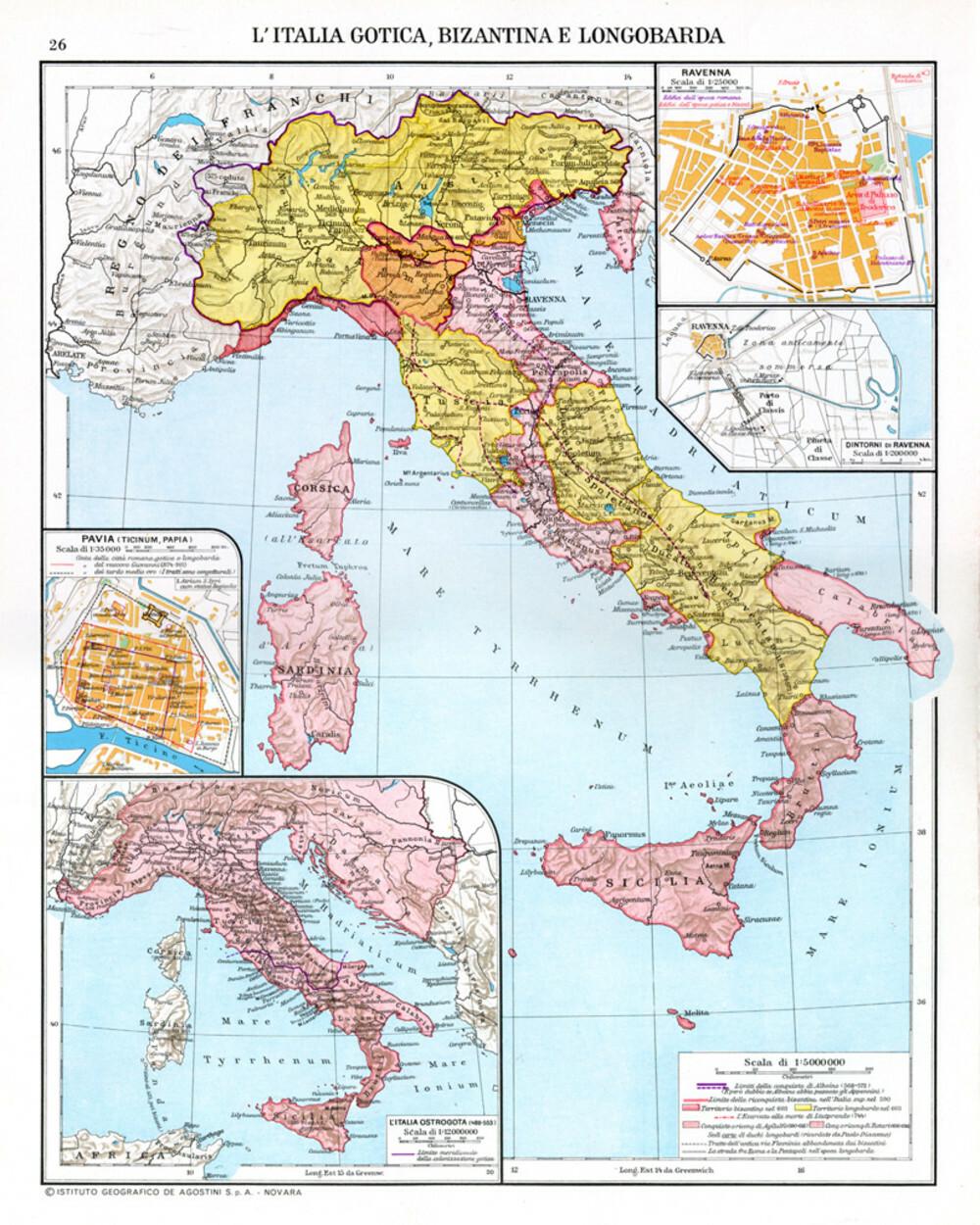 Cartina Politica Di Italia.Atlante Storico Dell Italia Doppiozero