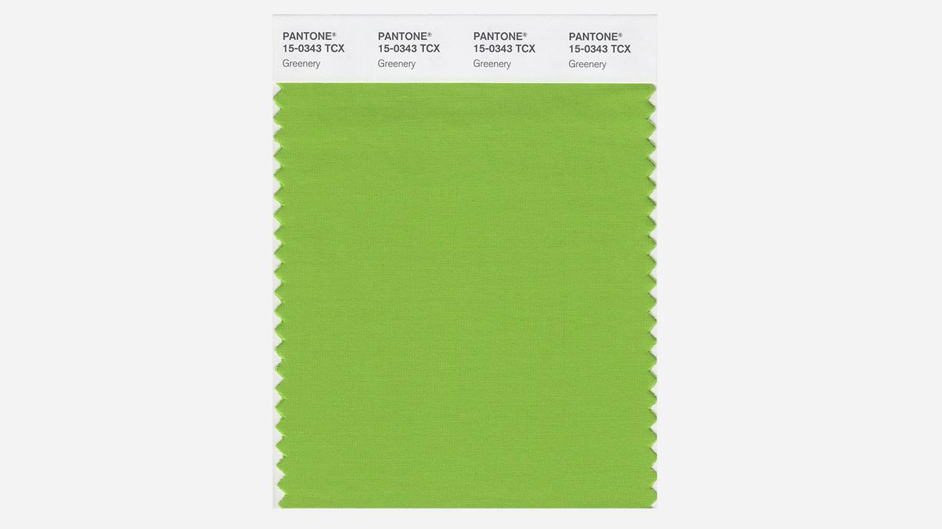Il colore dell 39 anno doppiozero for Verde pantone 2017