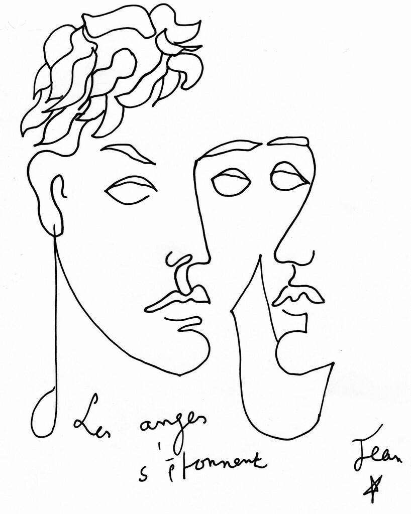 Rassomiglianze: Nietzsche, Cocteau, Satie
