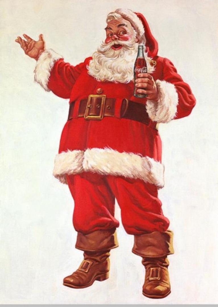 Coca Cola Babbo Natale.Occupy Santa Claus Doppiozero