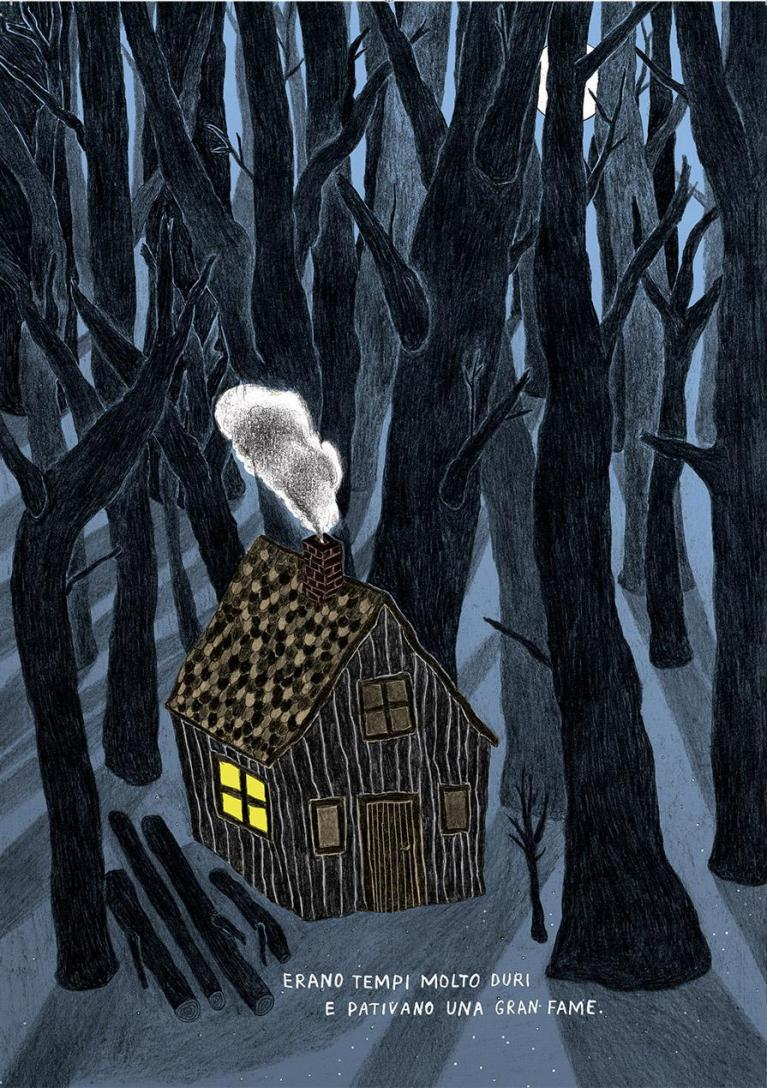 C È Una Casa Nel Bosco l'importanza di perdersi nel bosco | doppiozero