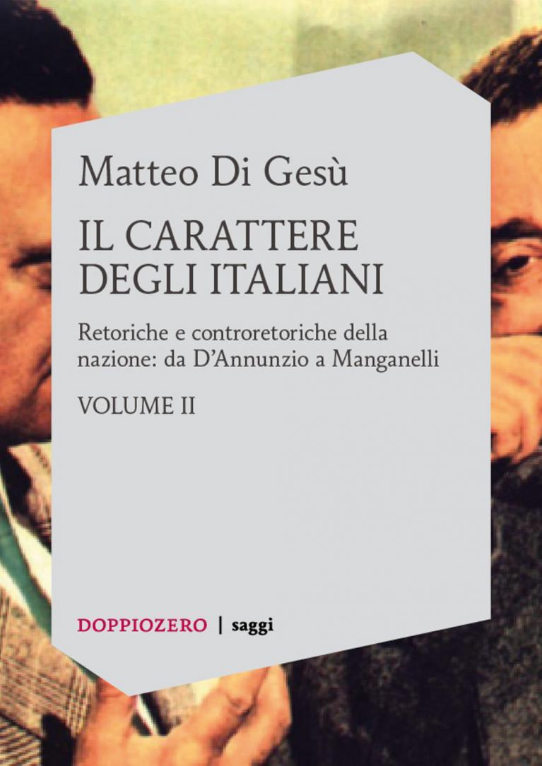 Il carattere degli italiani. Volume 2