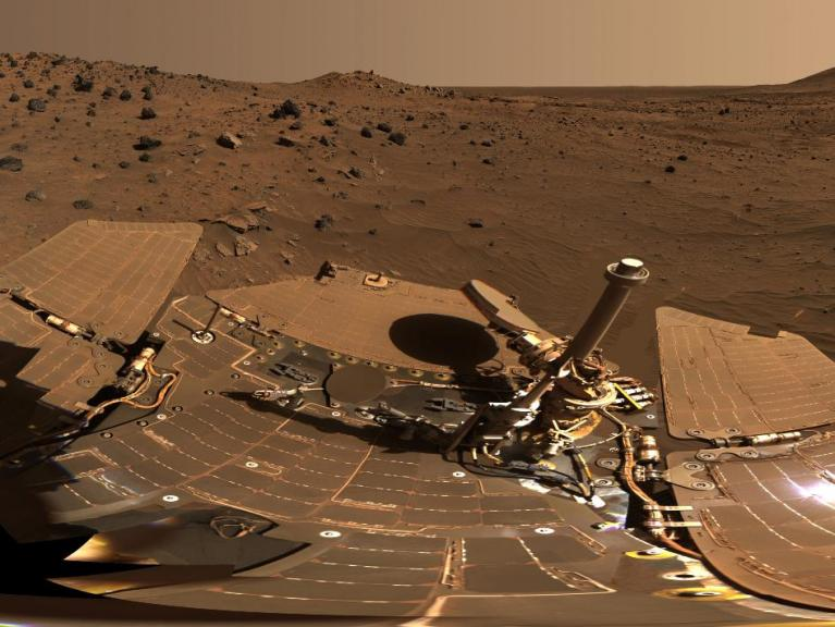 mars rover ultimo mensaje - photo #44