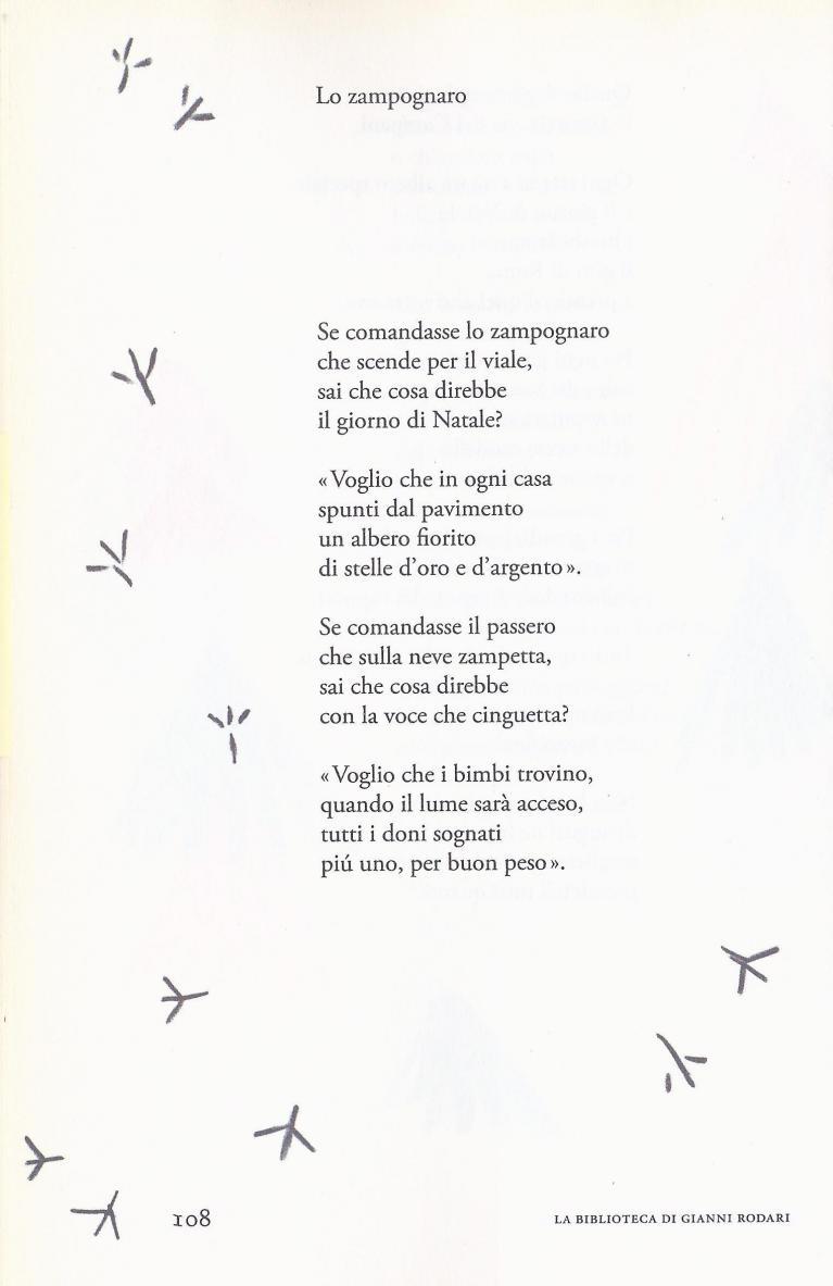 Poesia Natale Rodari.Rodari Filastrocche In Cielo E In Terra Doppiozero