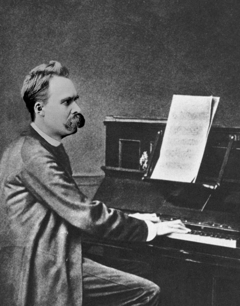 Nietzsche pianista e compositore | Doppiozero
