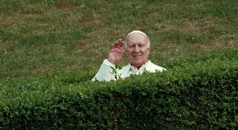 """""""Habemus papam"""" (2011)"""