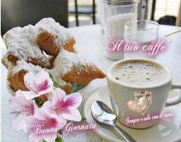 Buongiorno kaff 1 1 1 doppiozero for Ricette per tutti i giorni della settimana